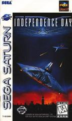 Independence Day Sega Saturn Prices