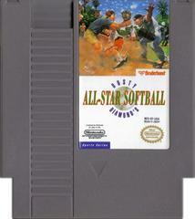 Cartridge   Dusty Diamond's All-Star Softball NES