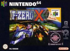 F-Zero X PAL Nintendo 64 Prices