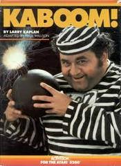 Kaboom! - Front | Kaboom! Atari 5200