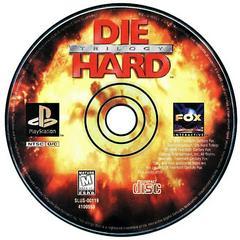 Game Disc | Die Hard Trilogy Playstation