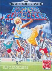 European Club Soccer PAL Sega Mega Drive Prices