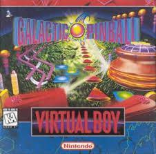 Galactic Pinball - Front | Galactic Pinball Virtual Boy