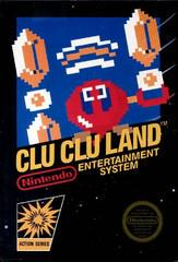 Clu Clu Land NES Prices