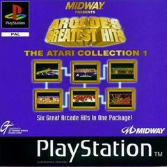 Arcade's Greatest Hits Atari Collection PAL Playstation Prices