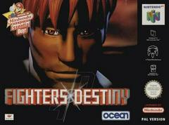 Fighters Destiny PAL Nintendo 64 Prices