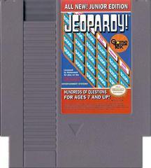 Cartridge | Jeopardy Jr NES
