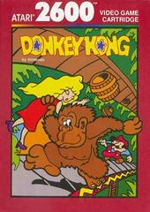 Donkey Kong Atari 2600 Prices