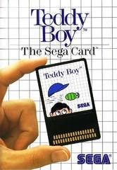 Teddy Boy Sega Master System Prices