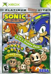 Sonic Mega Collection Plus and Super Monkey Ball Deluxe Xbox Prices