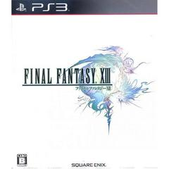 Final Fantasy XIII JP Playstation 3 Prices