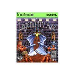 Legendary Axe II TurboGrafx-16 Prices
