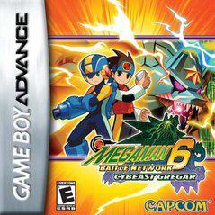 Mega Man Battle Network 6 Cybeast Gregar GameBoy Advance Prices