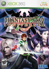 Phantasy Star Universe Xbox 360 Prices