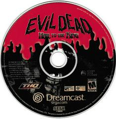 Game Disc | Evil Dead Hail to the King Sega Dreamcast