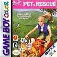 Barbie Pet Rescue GameBoy Color Prices