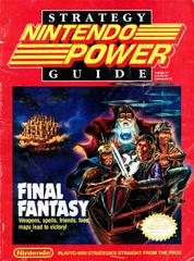[Volume 17] Final Fantasy Strategy Guide Nintendo Power Prices