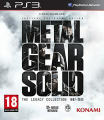 Metal Gear Solid: The Legacy Collection PAL Playstation 3 Prices