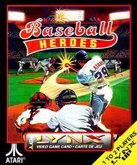 Baseball Heroes Atari Lynx Prices