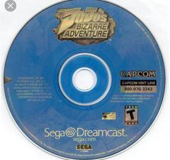 Disc | JoJo's Bizarre Adventure Sega Dreamcast