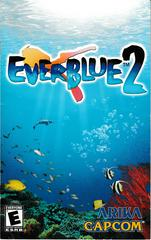 Manual - Front | Everblue 2 Playstation 2