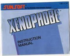 Xenophobe - Instructions | Xenophobe NES