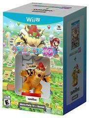 Mario Party 10 Bowser [amiibo Bundle] Wii U Prices