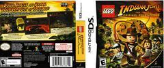 Artwork - Back, Front | LEGO Indiana Jones The Original Adventures Nintendo DS