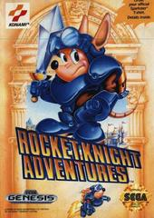 Rocket Knight Adventures Sega Genesis Prices