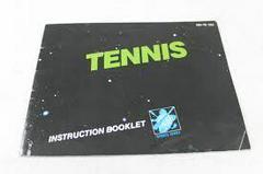 Tennis - Instructions | Tennis NES