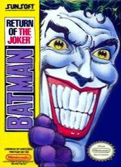 Batman: Return of the Joker NES Prices