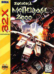 Zaxxon Motherbase 2000 Sega 32X Prices