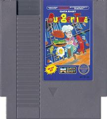 Cartridge | Burgertime NES