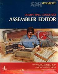 Assembler Editor Atari 400 Prices
