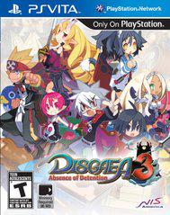 Disgaea 3 Absence of Detention Playstation Vita Prices
