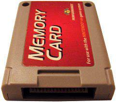 N64 Memory Card Nintendo 64 Prices