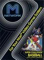 Super Challenge Baseball | Atari 2600