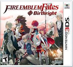 Fire Emblem Fates Birthright Nintendo 3DS Prices