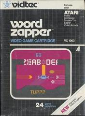 Word Zapper Atari 2600 Prices