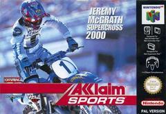 Jeremy McGrath Supercross 2000 PAL Nintendo 64 Prices