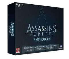 Assassin's Creed Anthology PAL Playstation 3 Prices