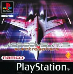Ace Combat 3 Electrosphere PAL Playstation Prices