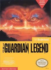 The Guardian Legend NES Prices