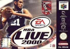 NBA Live 2000 PAL Nintendo 64 Prices