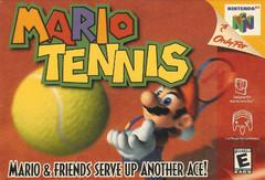 Mario Tennis Nintendo 64 Prices