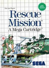 Rescue Mission PAL Sega Master System Prices