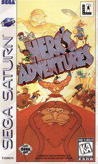 Herc's Adventures Sega Saturn Prices
