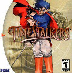 Time Stalkers Sega Dreamcast Prices
