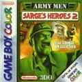 Army Men Sarge's Heroes 2 | PAL GameBoy Color