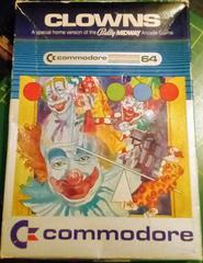 Clowns Commodore 64 Prices